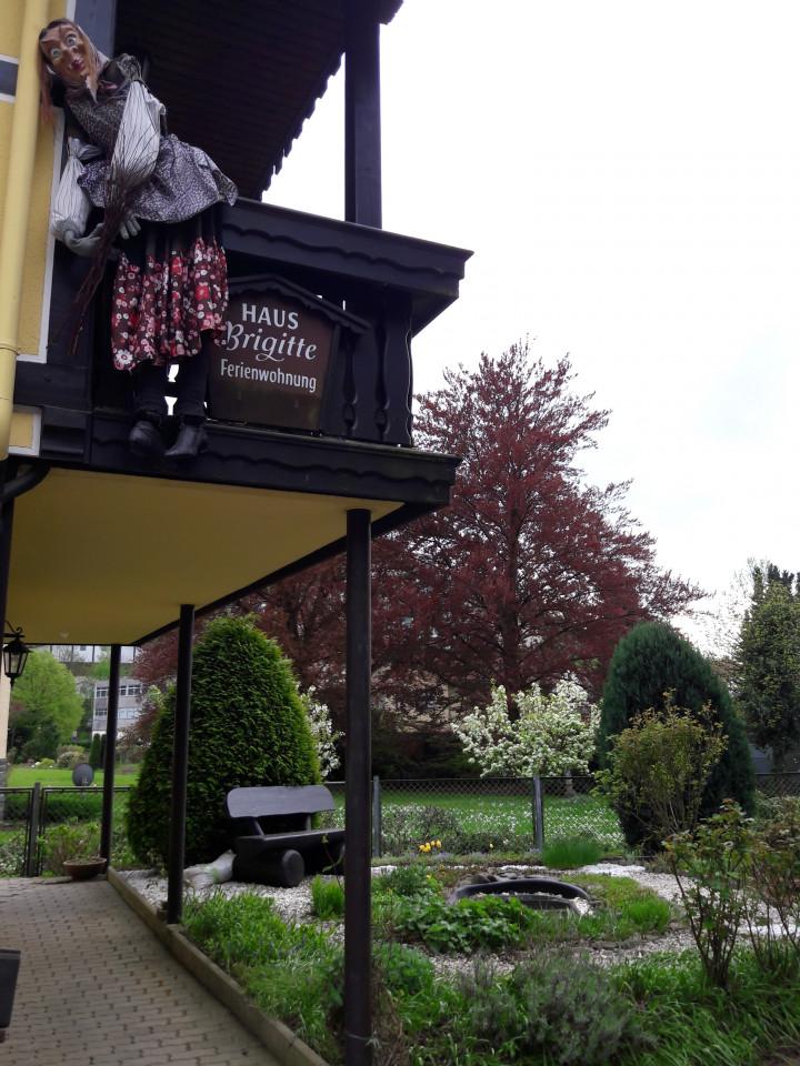 Haus Brigitte zu Walpurgis